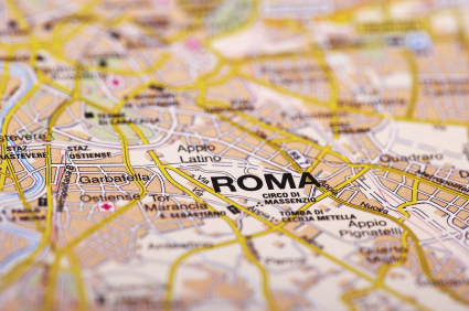 All STM Content Roads Lead to Rome
